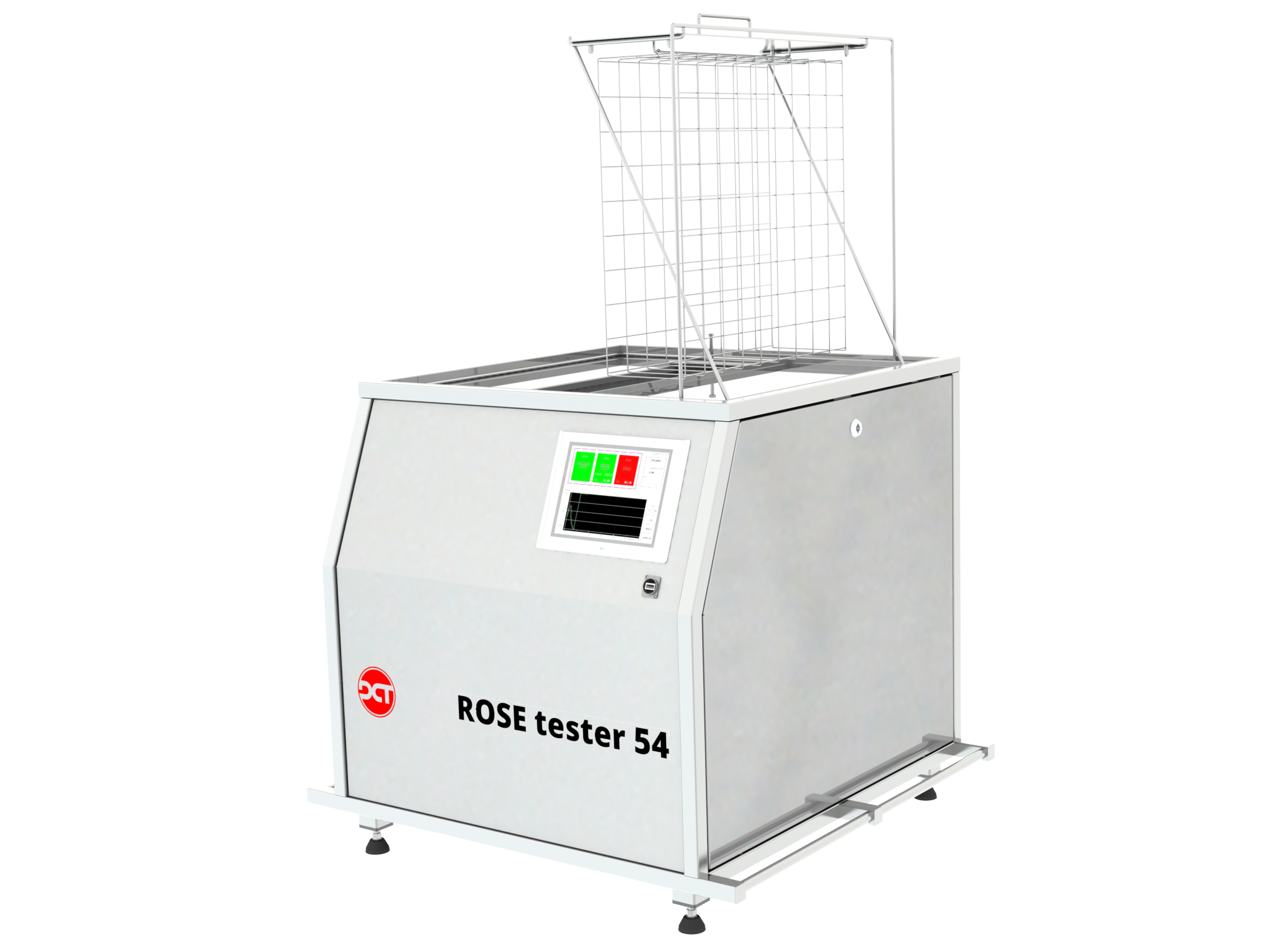 ROSE tester 54 - Ionic contamination testing